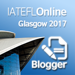 Registered IATEFL 2017 Blogger