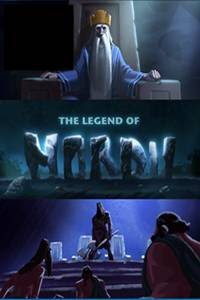 The Legend of Mordu 2012 poster