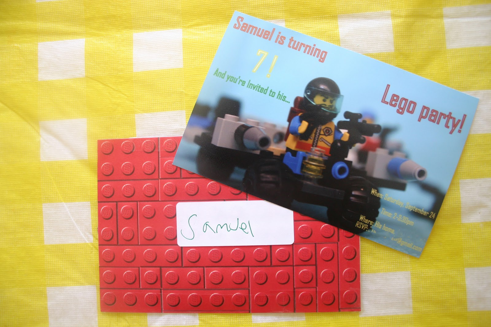 bonne nouvelle lego birthday party photo goods