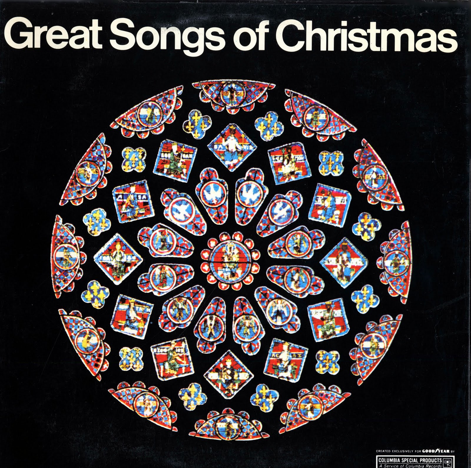 Goodyear Great Songs of Christmas. Volume 9. 1969 | Unforgettable ...