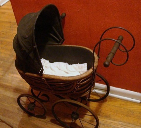 Antique Baby Carriage Products