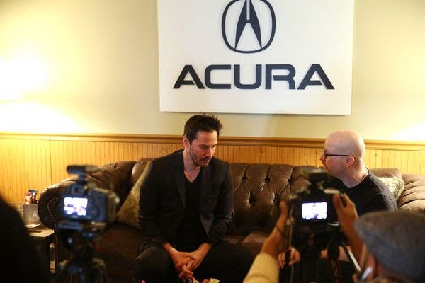 Still on the middle temperature, the 50-year-ol displayed his talent, style, and star quality for a seriously interview at the Acura studio in Park City, Utah on Saturday, January 24, 2014.