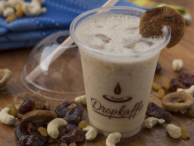 Discover the healthy and delicious dried fruit drinks