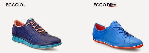 Pantofi dama impermeabili piele de Yac ECCO O2