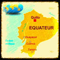 Itineraire Equateur