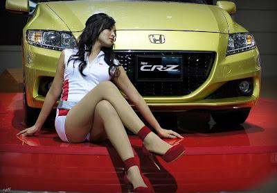 Promo Honda CR-Z