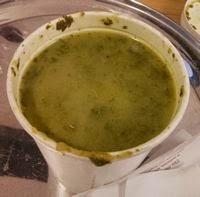 Pret soup kale leek nutmeg