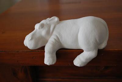 {The UNDONE Blog} Membil Hippo Aroma Stone