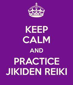 Sesión de Jikiden Reiki