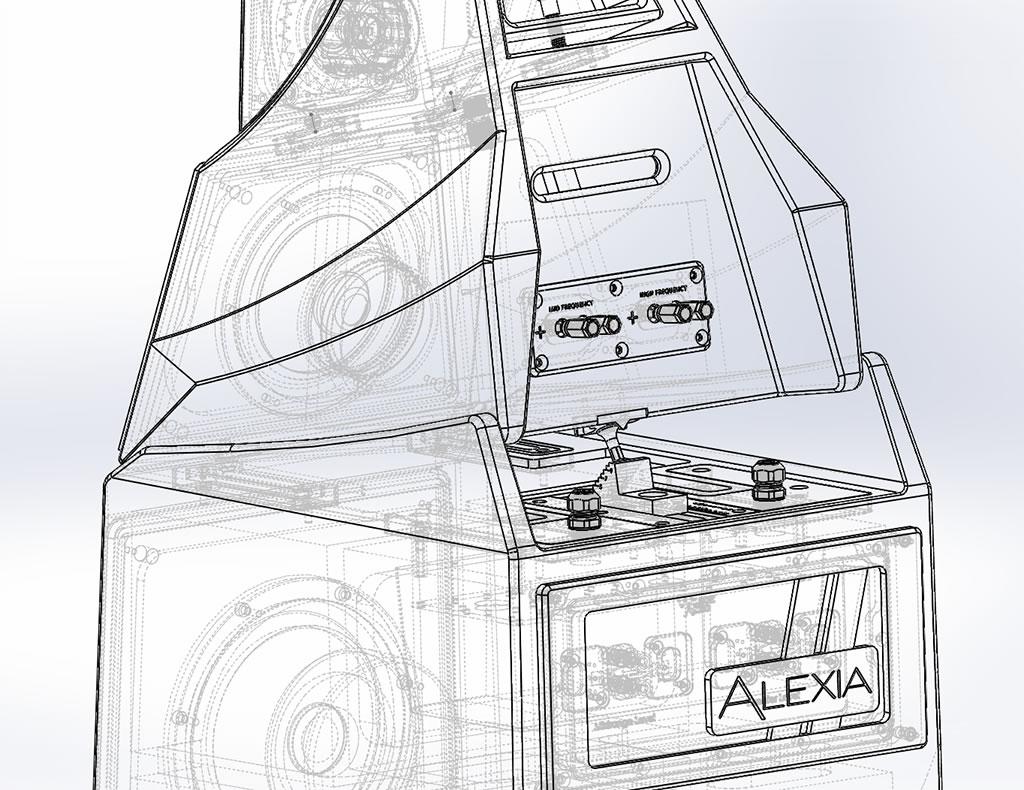 Alexia 2 de Wilson Audio