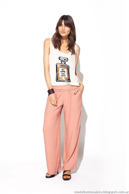 Pantalones de verano 2015 MAB.