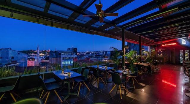 10 Karaköy Istanbul UN10 bar