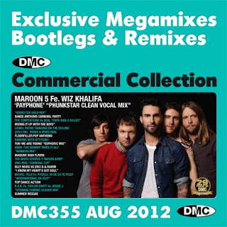 DMC Commercial Collection 355 August 2012
