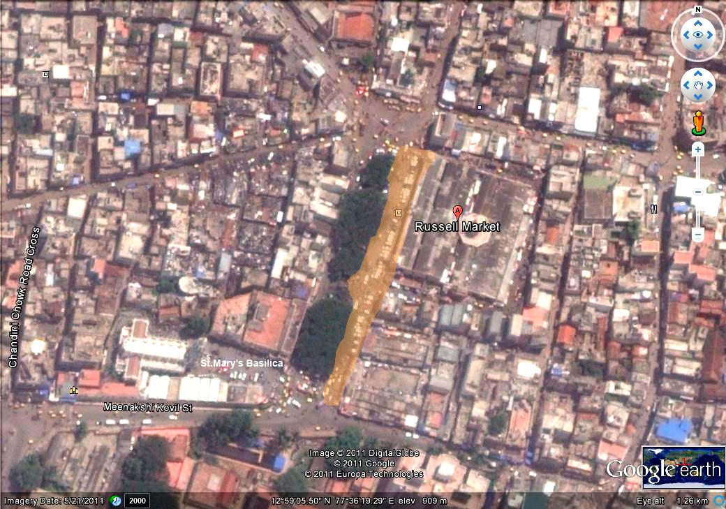 Mumbai Map Live - Live map online