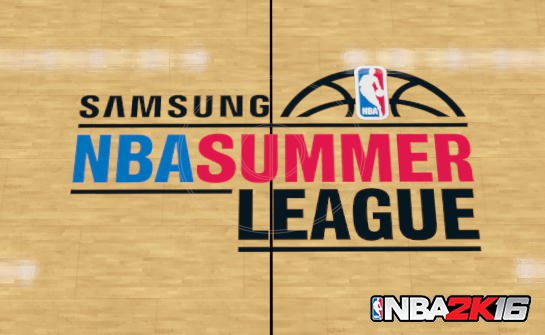 2K Sports Announces Summer League for NBA 2K16 HoopsVilla.com