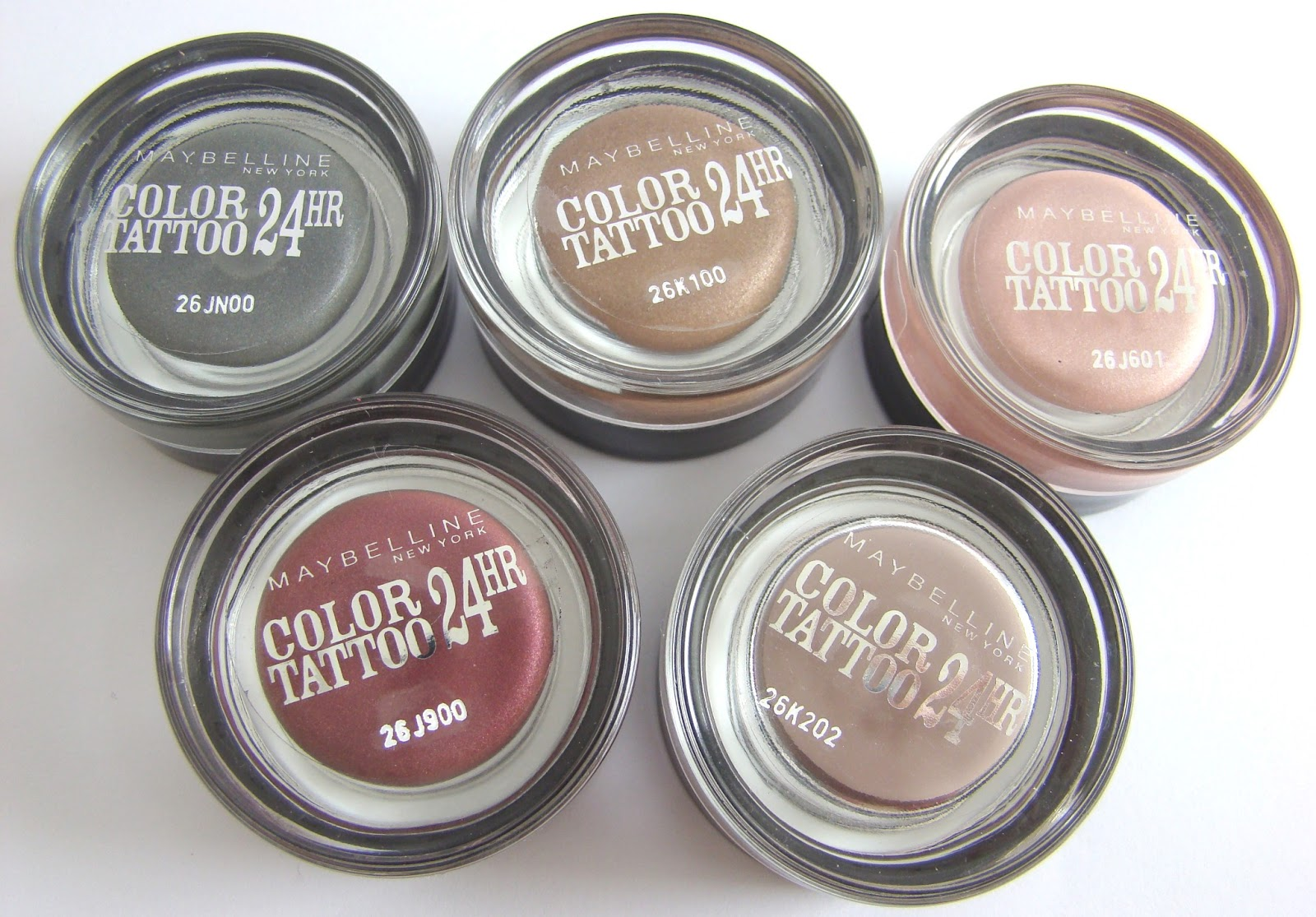 Kit beauty color tattoo gemey maybelline for Color tattoo maybelline