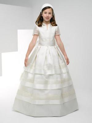 Vestidos de primera comunion miquel suay