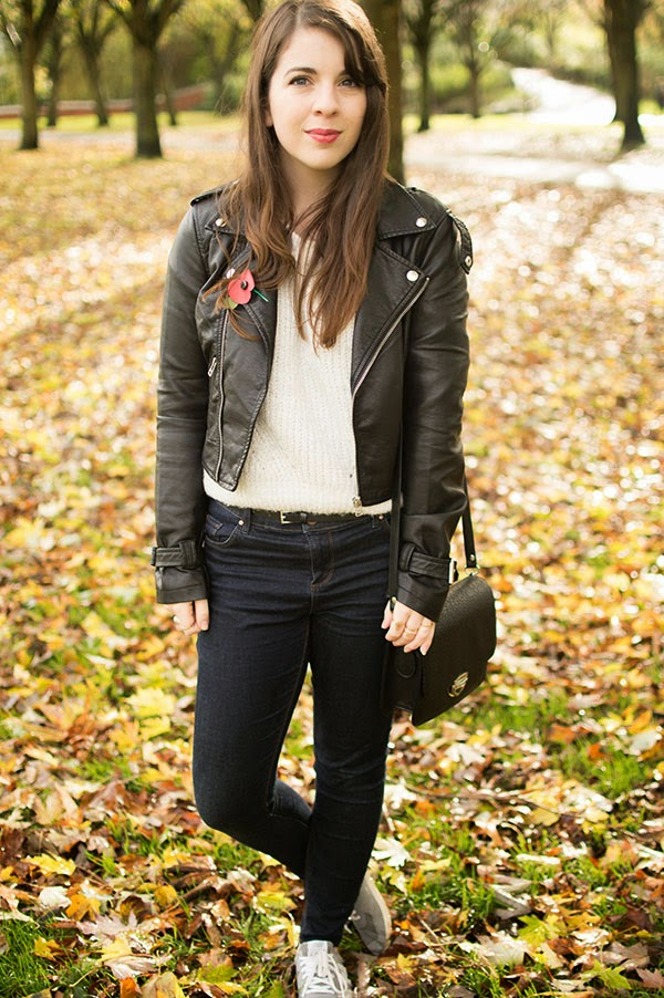 HOW TO WEAR BIKER JACKET
