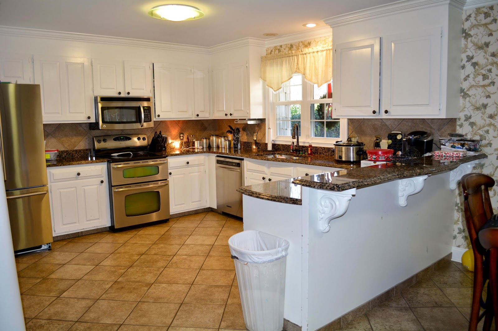 U shaped kitchen layout dimensions for Kustom kitchen designs