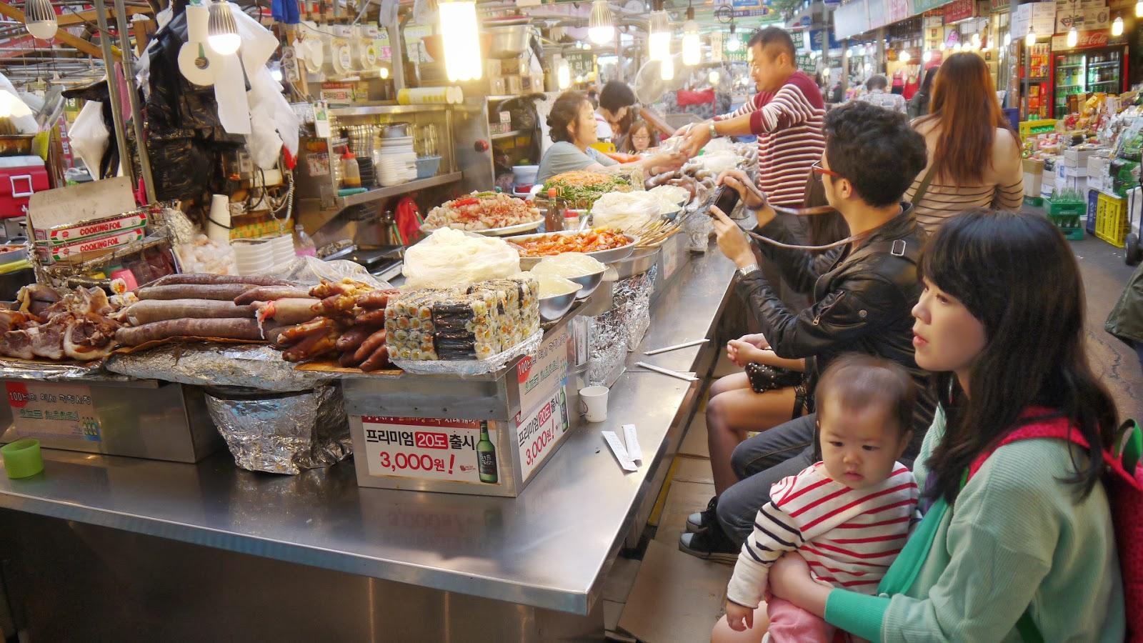 廣藏市場不推小吃攤