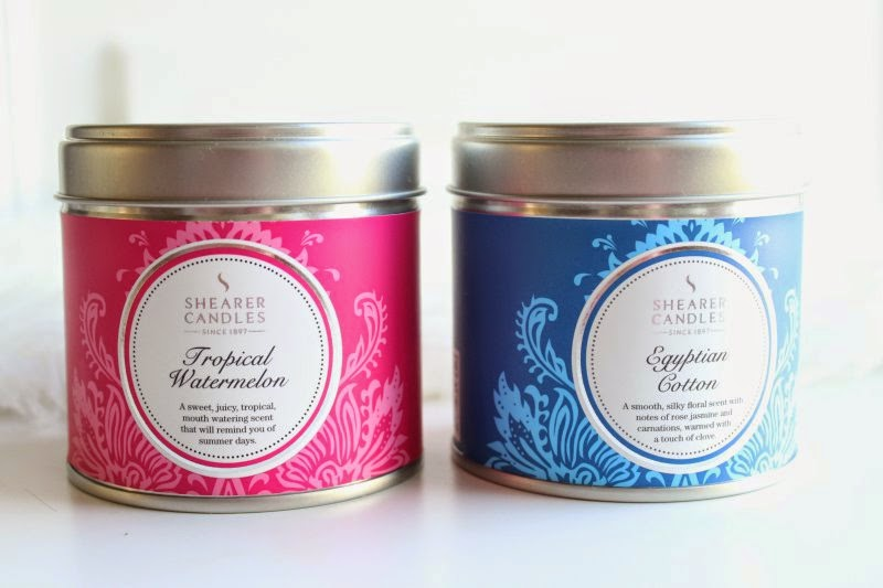 Shearer Candles Couture Collection