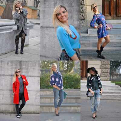 recap outfit dicembre 2015 outfits recap recap outfits december 2015 New year, new life ... but old habits! As usual, every beginning of the month, the recap of my looks. All outfits in December, a strange month, sunny but cold .. Month dedicated to the family and to the festivities .. As always look very different from the more sporting to the most elegant and ladylike. Many outfits that I liked but I'm curious to find out your favorite !!
