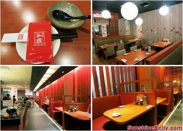 WATAMI Japanese Casual Restautant New Menu Review, WATAMI, Japanese Casual Restautant, japanese food, food, restaurant ambience, japanese restaurant