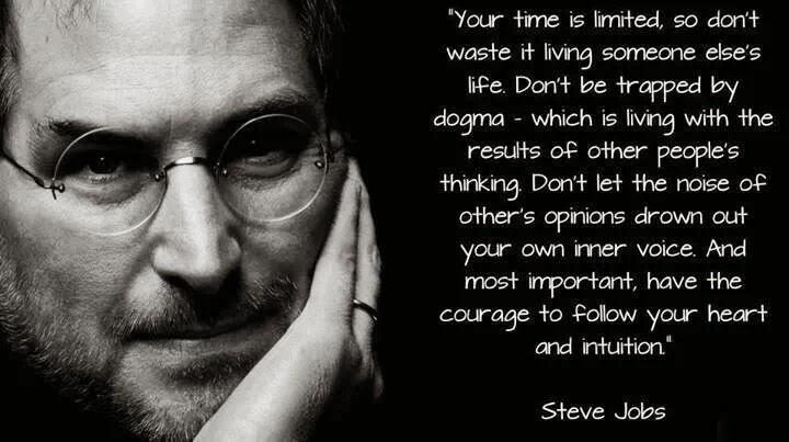 El tiempo es recurso limitado...