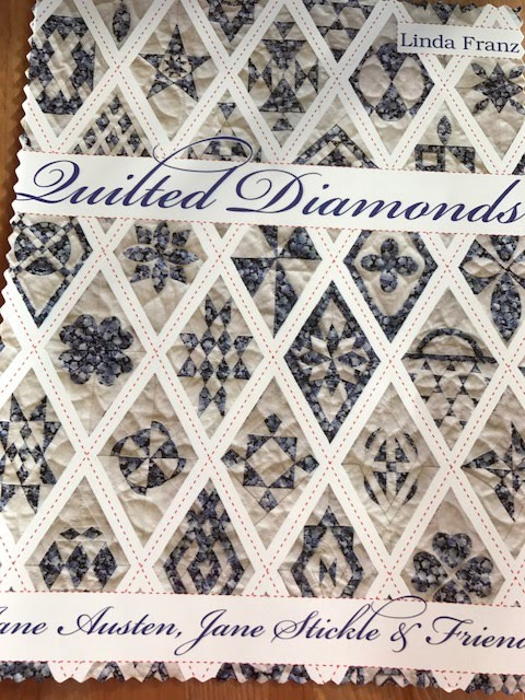 Quilted Diamonds van Linda Franz