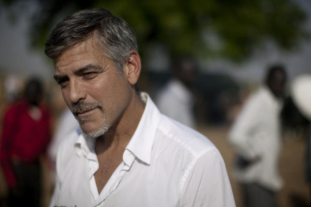 Today's Phrase That Pays Goes To George Clooney….