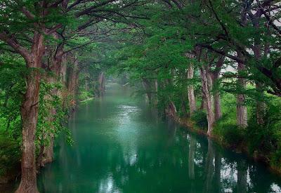 Río hacia el paraíso - River to the paradise
