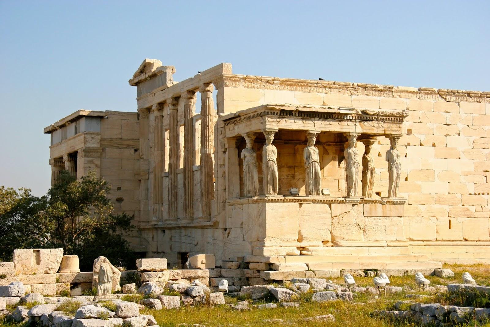 Ancient Greek Architecture Acropolis The acropolis of athensAncient Greek Architecture Acropolis