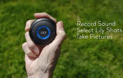 Lily Camera Remote