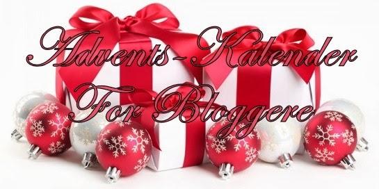 Advents-Kalender For Bloggere.