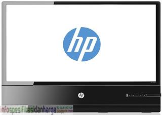 Harga HP LCD Monitor X2401 Terbaru 2012