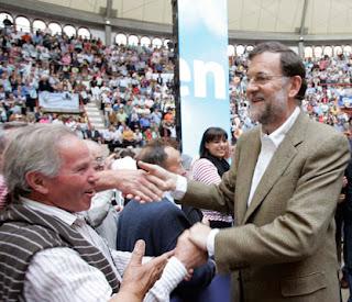 Foto de Rosa González publicada en El Mundo