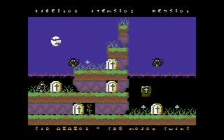 Publicado el juego Sir Ababol de los Mojon Twins para Commodore 64