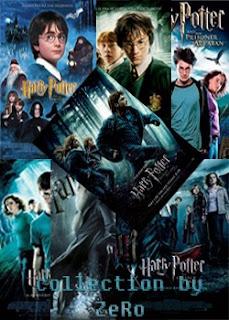 Coleção de Filmes do Harry Potter