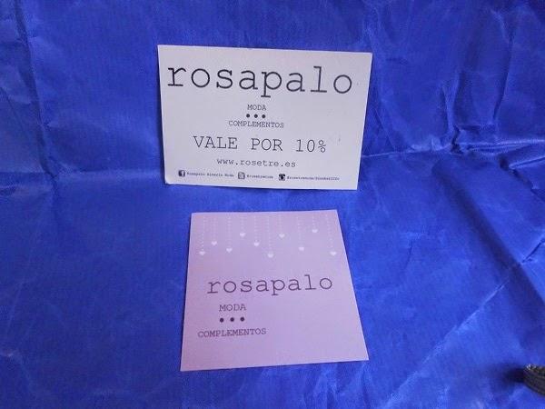 ROSETRE- ROSAPALO