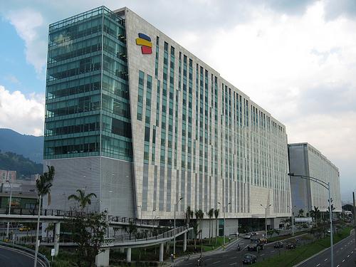 Industria primaria industria del sector terciario en colombia for Oficinas bancolombia cali