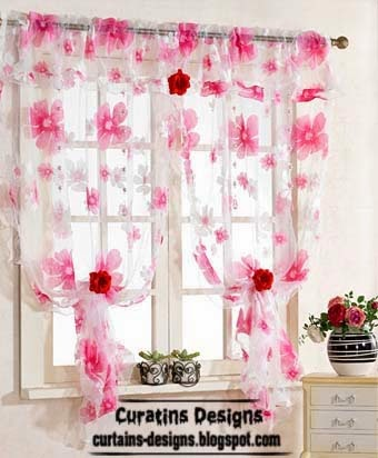 Modern curtain designs ideas for kitchen windows 2014 for Designs of kitchen curtains