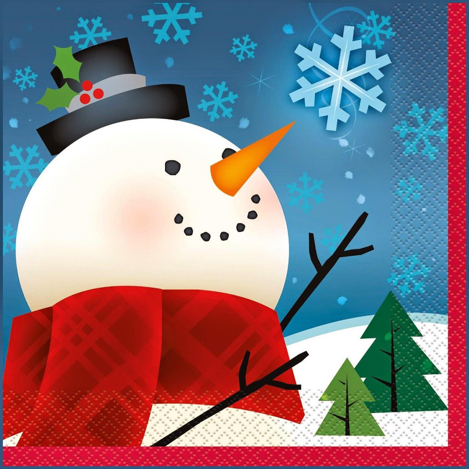 JoyFul-Snowman-Christmas-Theme