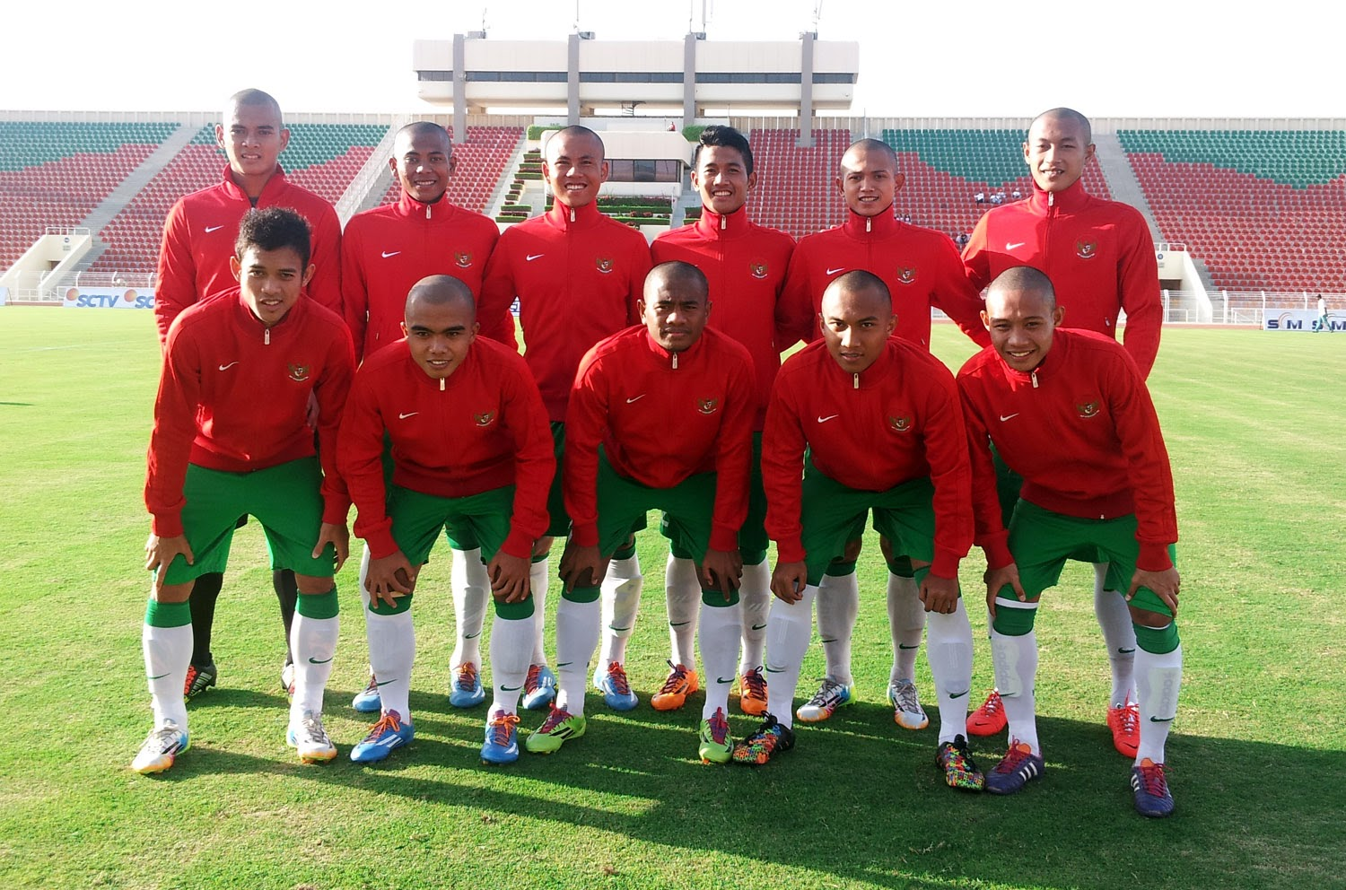 Hasil Timnas Indonesia U-19 vs Uni Emirates Arab U-19
