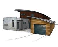K.1 - modern house plan