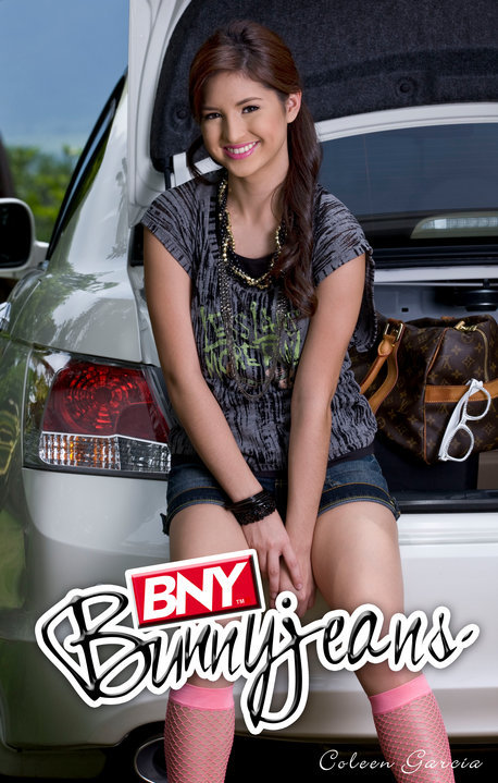 Coleen Garcia for Bunny Jeans