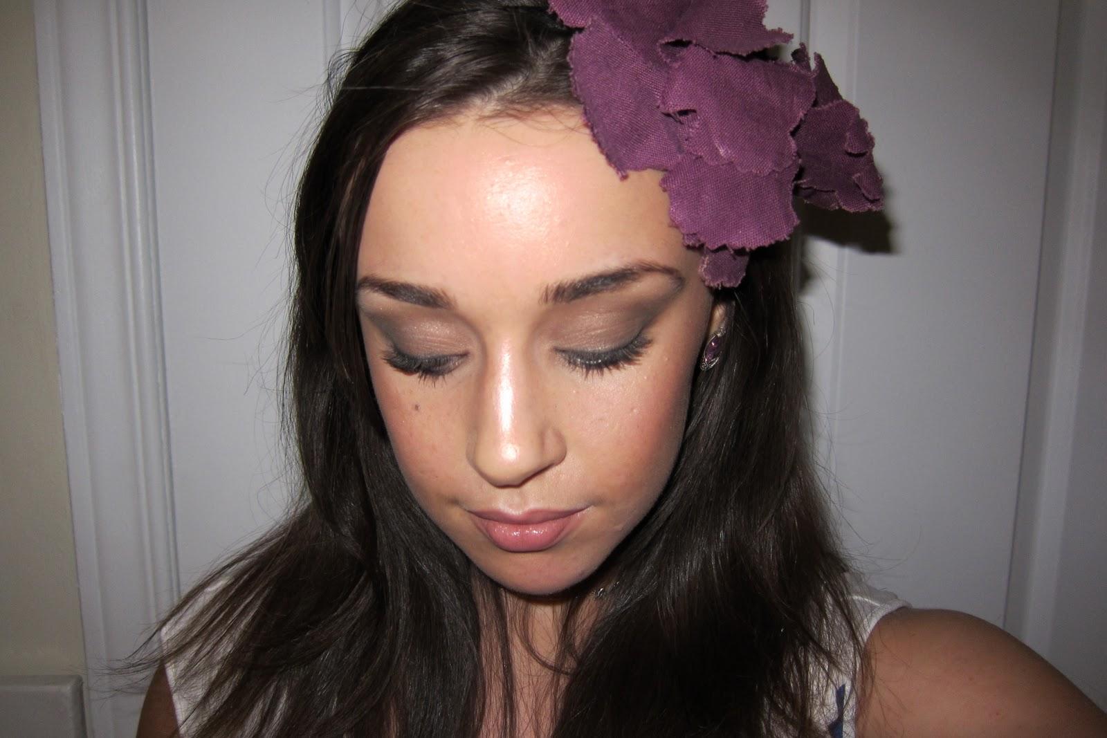 Gracielanemakeup blair waldorf leighton meester makeup tutorial an error occurred baditri Gallery