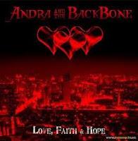 Andra And The Backbone - Album Love, Faith, Hope | Music