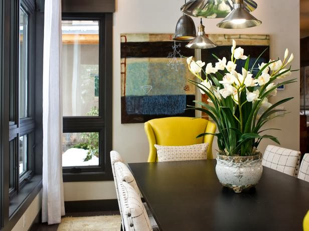 modern furniture hgtv dream home 2014 dining room pictures