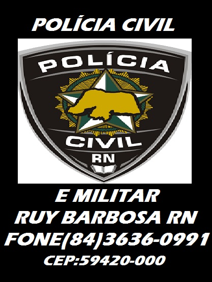 POLICIA CIVIL R.BARBOSA
