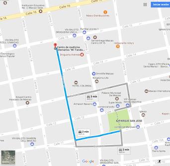 "Centro De Medicina Alternativa  ""Mi Tienda Naturista"" en Maicao La Guajira"